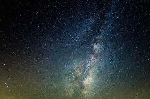 space milky way galaxy
