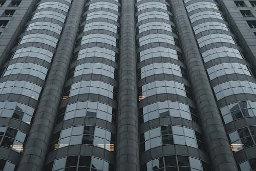 grey building architecture
