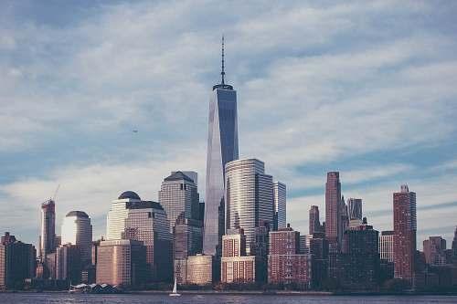 city city skyline during daytime skyscraper