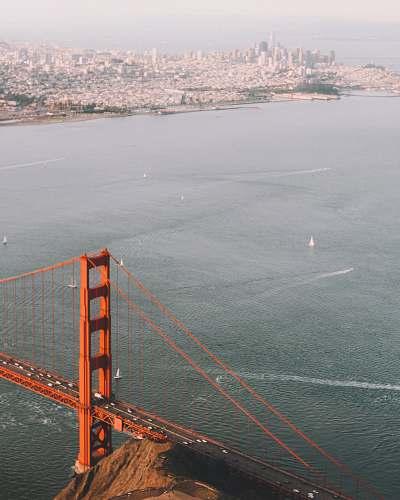 bridge Golden Gate Bridge, San Francisco golden gate bridge