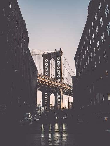 metropolis New York City urban