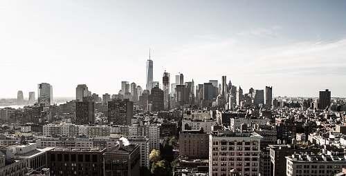 urban New York City city