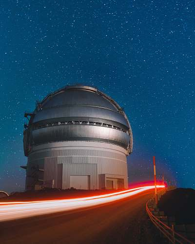 architecture timelapse photography of vehicle observatory