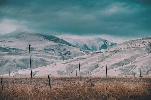 bakersfield snowy mountain near post grey