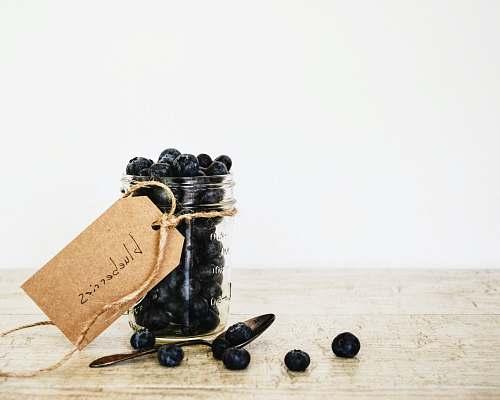 jar raisins in the jar fruit