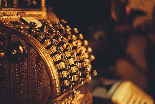 money closeup photography of gold-colored ornament pennsylvania