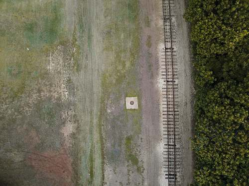 kapolei aerial view photography of train tracks united states