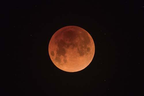 astronomy blood moon eclipse