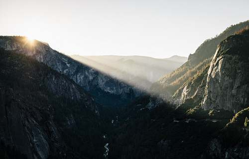 california mountains during daytime mountain range