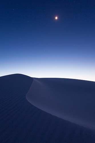 soil desert field under nig sand
