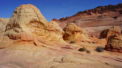 outdoors rock formations on mountain mountain