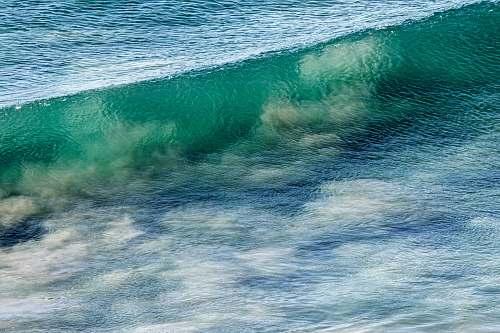 sea sea wave water