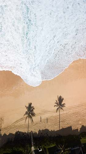 nature brown shore beside a body of water aerial view photography soil