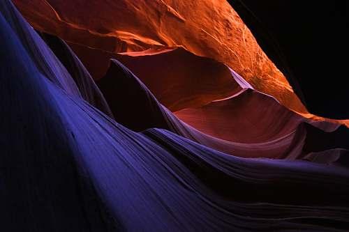 nature desert dune 3D wallpaper mountain