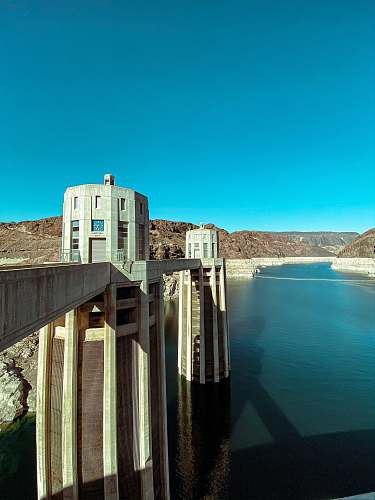 nature Hoover Dam in Nevada during daytime river