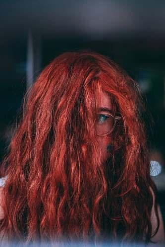 human selective focus photograph of woman people