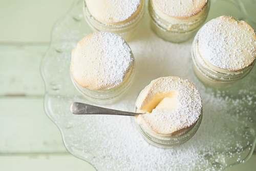 dessert powdered baked cakes portland