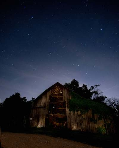 knoxville brown wooden barn united states