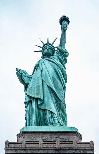 monument Statue of Liberty, New York art