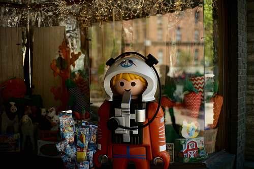 nutcracker LEGO minifig toy robot
