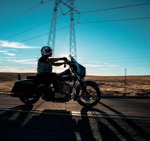 motorcycle black touring motorcycle vehicle