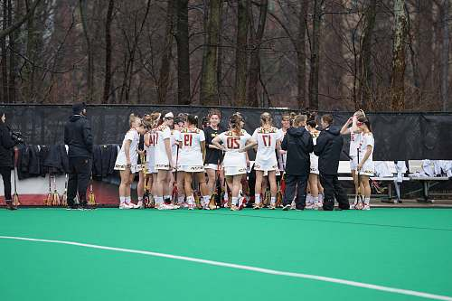 field hockey and lacrosse complex group of person standing outdoors college park