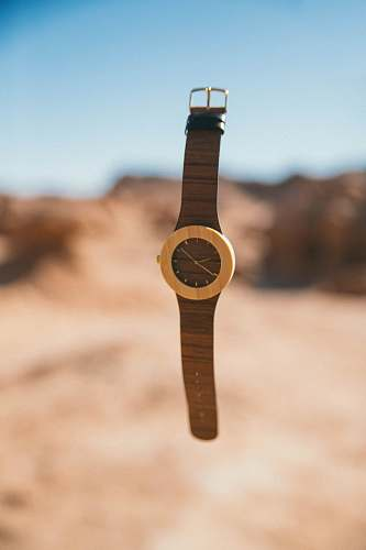 goblin valley state park time lapse photography of falling analog watch green river