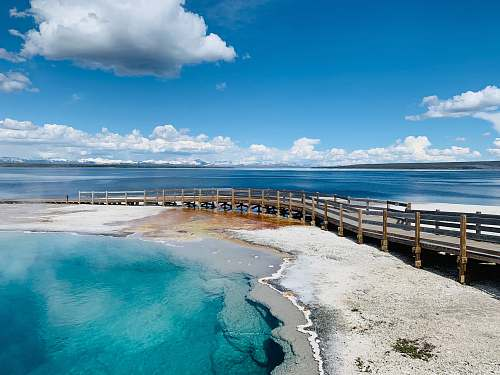 nature calm ocean waterfront