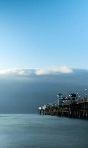 pier wooden dock over body of water waterfront