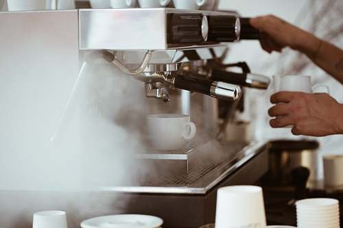 bratislava person holding white mug brewing coffee slovakia