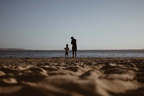 person men on shore human