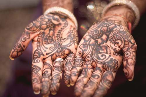 hand person showing hand tattoos tattoo