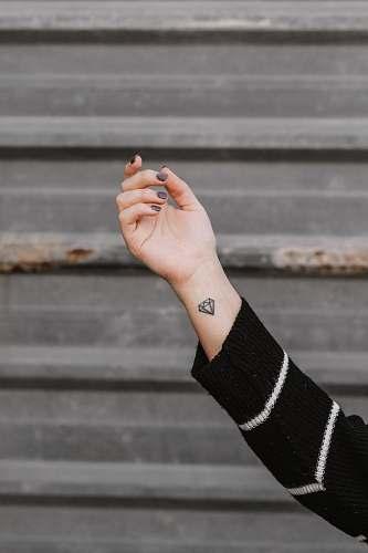 clothing black manicure close-up photography shoe
