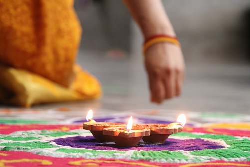 india lighted candles hyderabad