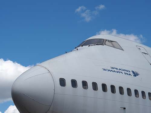 airplane plane during daytime close-up photography transportation