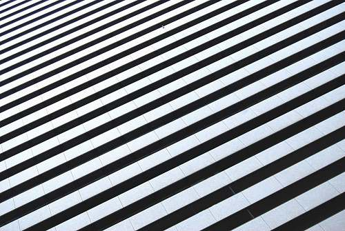 pattern white and black striped illustration background