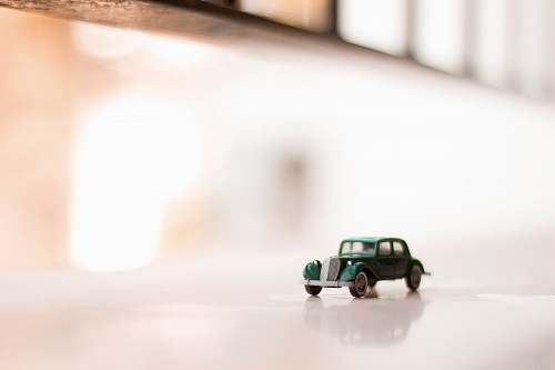 car small green car scale model transportation