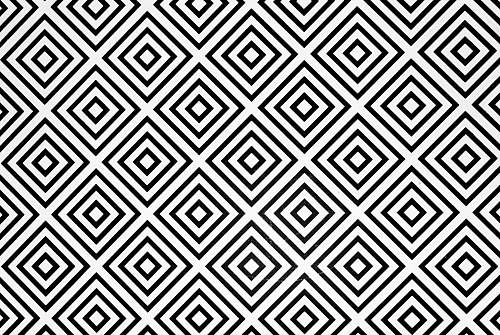 pattern black and white checked digital wallpaper rug