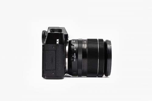 camera black camera vector art electronics