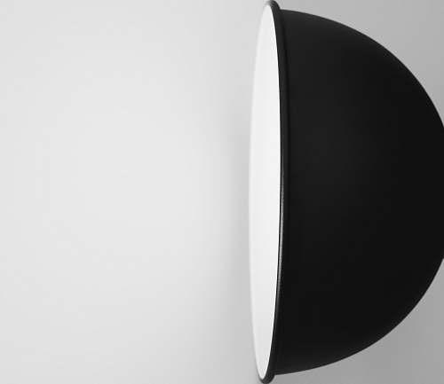 computer black dome electronics