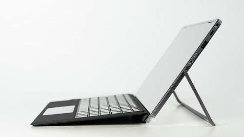 computer black laptop keyboard pc