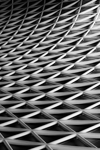 architecture close-up photo of white metal frame london king's cross