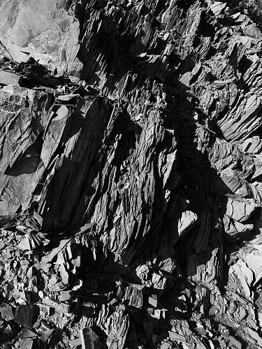 texture close-up photography of charcoals black