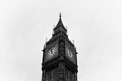 architecture Elizabeth Tower, London building