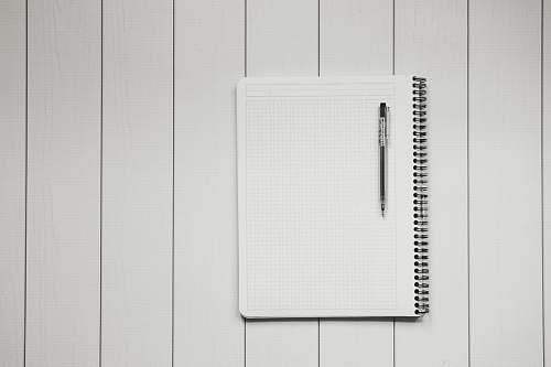 grey graphing notebook paper
