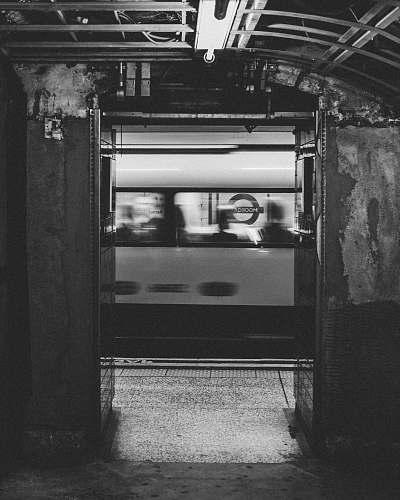 grey gray and black machinery london