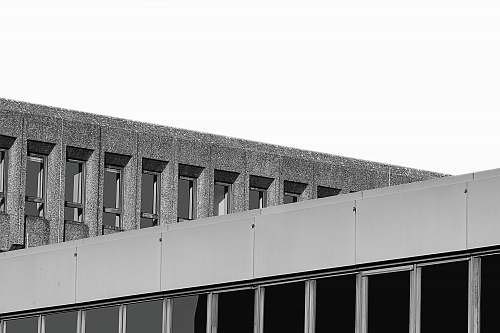 photo bochum grayscale of building germany free for commercial use images