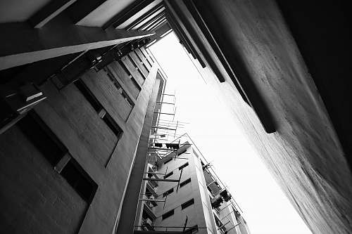 banister high-rise building handrail