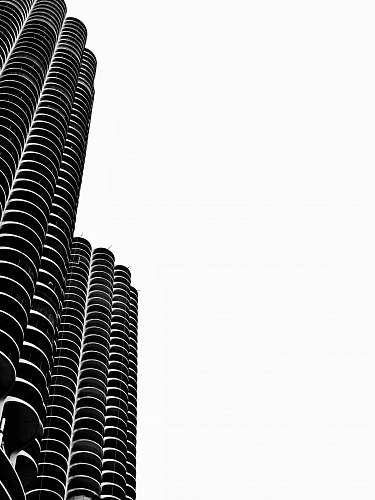 city high-rise building urban
