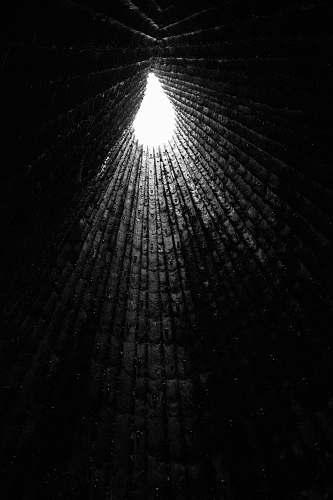 light light passing through tunnel lighting